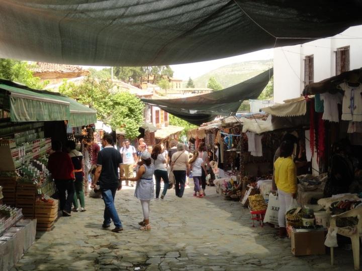Markets in Sirince