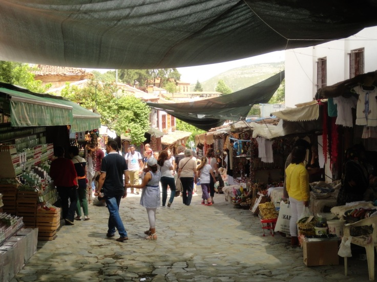 Markets in Sirince