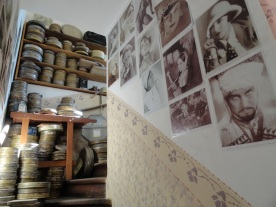 Czech movie reels, Golden Lane.