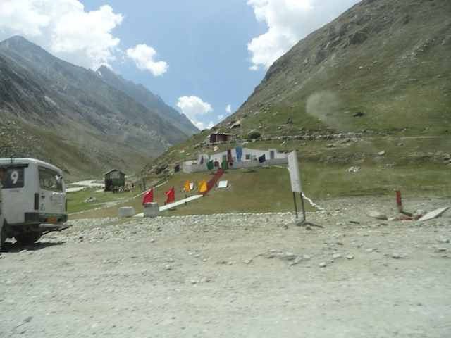 Kargil War Memorial Site