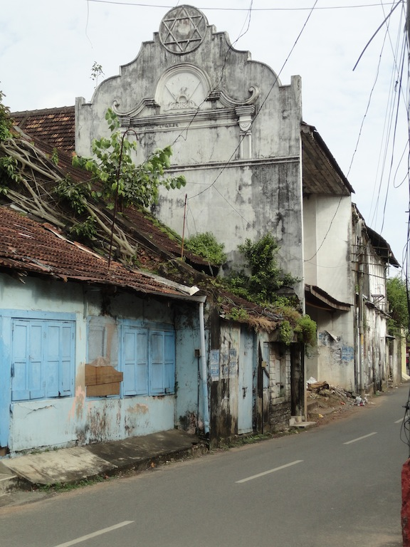Streets of Mattancherry