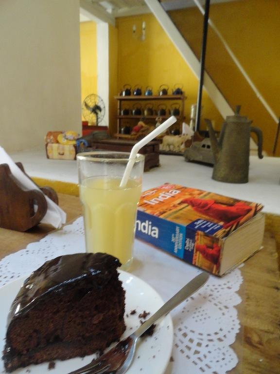 The Teapot Cafe