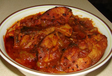 Kerela Fish Curry! Photo: Google Image