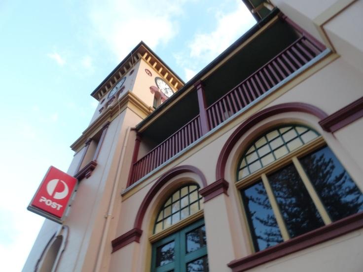 Kiama Post Office. Heritage Building - 1878