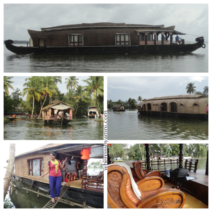 Alleppey Houseboats