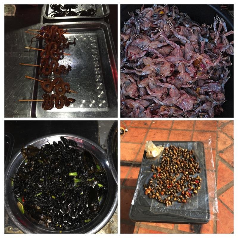 cambodia foods
