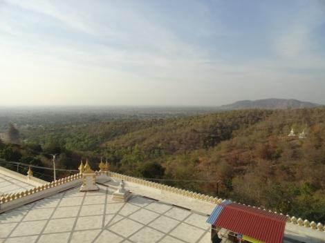 Overlooking Monywa