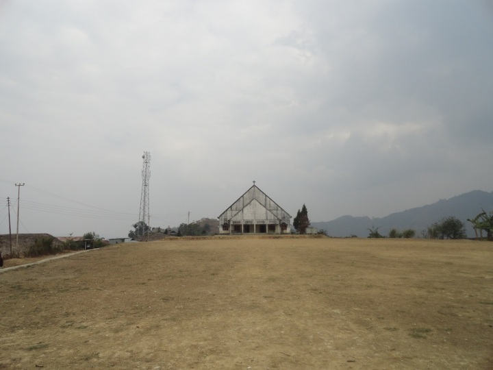 Baptist Church in Longwa.