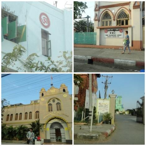 religons Yangon